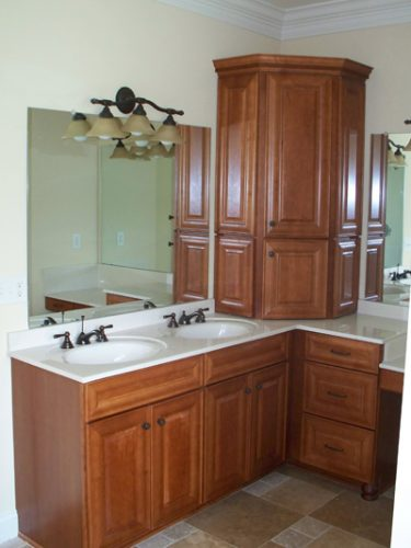 Bathromm-Remodeling-Central-Ohio-Epic-Building-Company-Sinks