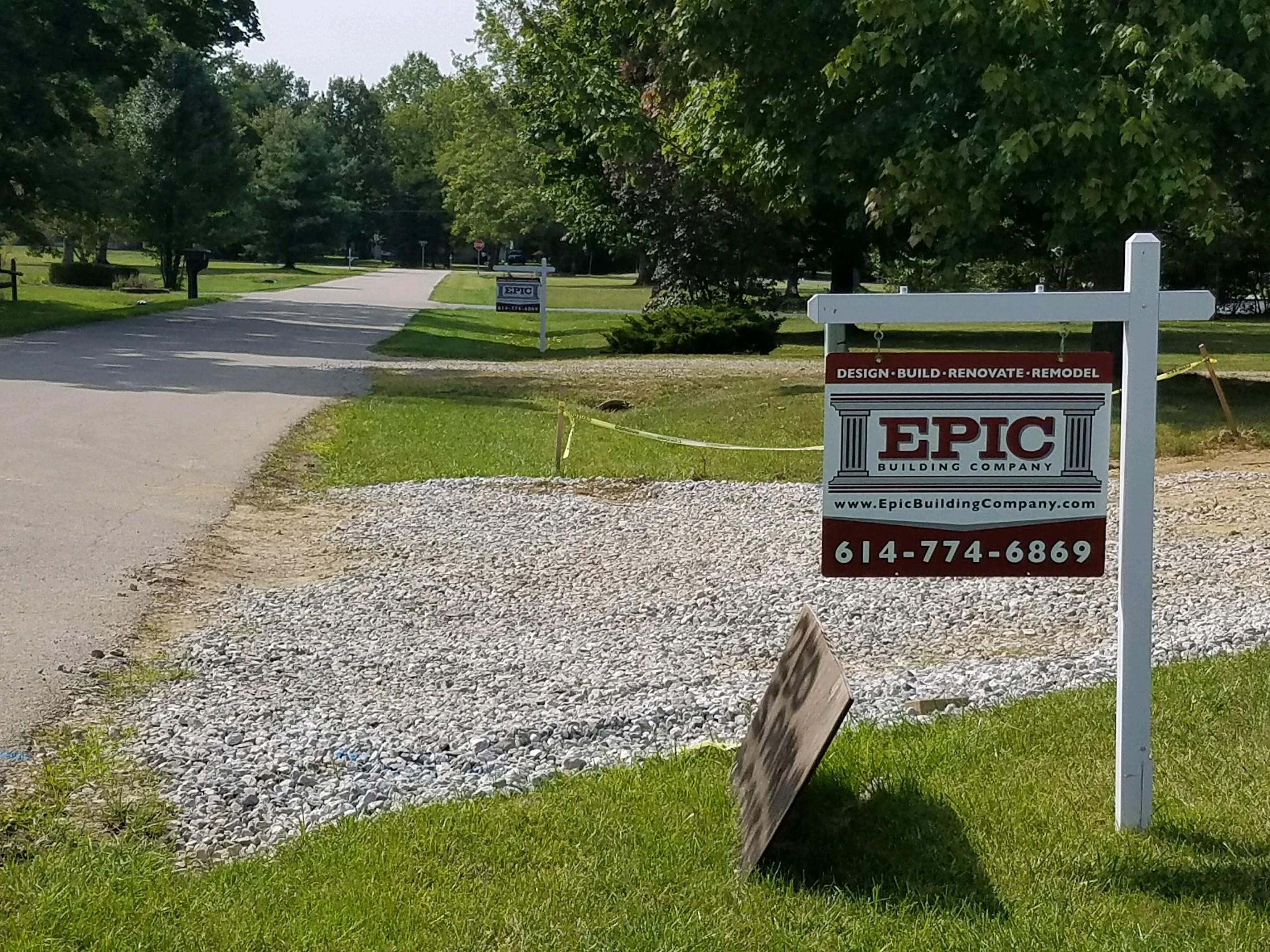 Epic Yard Signs