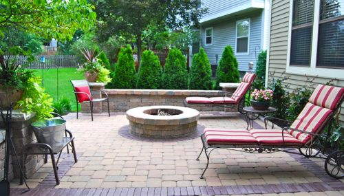Exterior-Home-Contractor-Central-Ohio-Epic-Building-Company-Patio-Firepit